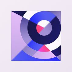 Kleurstaal on Behance Abstract Geometric Art, Geometric Pattern Design, Design Basics, Composition Design, Geometry Art, Graphic Design Inspiration, Art Lessons, Design Art, Art Drawings