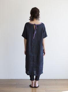 malvina dress: nuit
