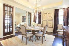 Italian dining room - Google Search