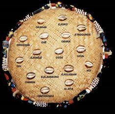 Pin em different African tradition Ifa Religion, Spiritual Religion, Yoruba Religion, Oya Orisha, Voodoo Costume, Yoruba Orishas, Voodoo Hoodoo, African Traditions, Nigerian Food