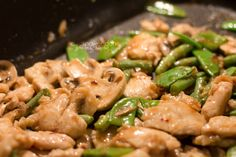 Dandelions on the Wall: General Tso's Chicken {gluten, dairy, and soy free...