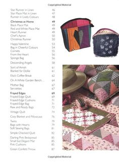 A Passion for Patchwork: Over 100 Quilted Projects for all Seasons: Amazon.co.uk: Lise Bergene: Books