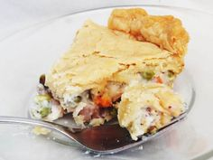Dad's Leftover Turkey Pot Pie and other leftover recipes!