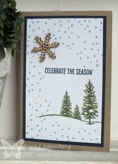 Stampin'Up! met Erna Logtenberg (Love To Stamp): Stampin'Up! Countdown for Christmas Part #1!