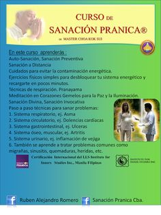 PORTAL TERAPIAS CORDOBA: CURSO DE SANACION PRANICA, DE  MASTER CHOA KOK SUI...