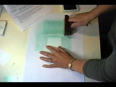 Brayer Techniques - YouTube