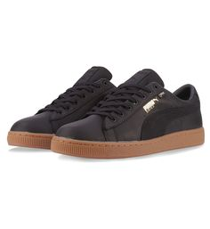 Puma States GTX Black - Puma The Puma States GTX in black has hardwearing, waterproof Gore-Tex uppers and a textured gum midsole. Free UK shipping!