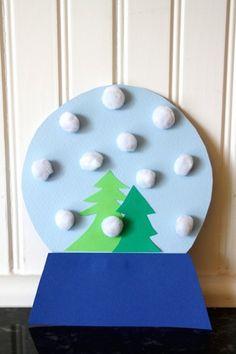 6 manualidades de Navidad para niños Manualidades de Navidad para niños, ideas divertidas y creativas para hacer con los peques esperando la Navidad. Manualidades infantiles navideñas.