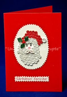 Quilling, Christmas Ornaments, Holiday Decor, Cards, Diy, Home Decor, Bedspreads, Decoration Home, Bricolage