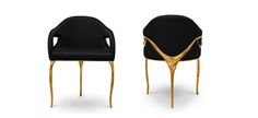 CHANDRA Dining Chair Koket Love Happens