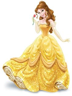 Belle Disney Princess Redesign | ... the other Princesses of Heart. She then uses all of the Princesses