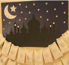Ramadan calendar honeyanddates.com