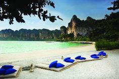 Rayavadee Railay Beach, Krabi, Thailandia