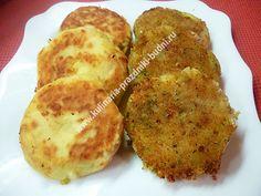 Картофельные котлеты из пюре рецепт