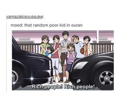 Ouran High School Host Club || anime funny