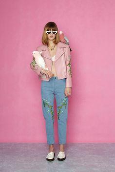 Exclusive: Emma Mulholland AW15 'Cry Birdy' | Fashion Magazine | News. Fashion. Beauty. Music. | oystermag.com