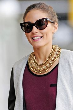 Love her Necklace!!!