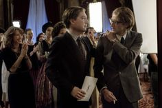 Still Of Guillaume Gallienne And Pierre Niney In Yves Saint Laurent (2014)
