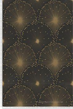 Golden Fireworks – Wallpaper Spot 3 of AS Creation Source by Motif Art Deco, Art Deco Pattern, Art Deco Design, Art Deco Wallpaper, Pattern Wallpaper, Fireworks Wallpaper, Santa Lucia, Small Yard Landscaping, Caravan Decor