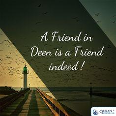 Friend in Deen