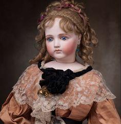 Portrait Fashion Doll