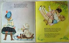 Dean's New Gift Book of Nursery Rhymes Illustrated by Janet & Anne Grahame Johnstone