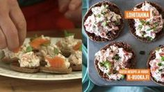 video I Foods, Potato Salad, Muffin, Pie, Breakfast, Ethnic Recipes, Cakes, Halloween, Health