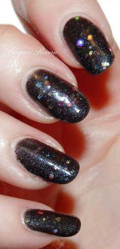 """@Tawdry Terrier """"New Year's Barkin' Eve"""" - Check out swatches and #review by @Melissa Goodwin of polishes from the @Tawdry Terrier Happy Howlidays collection - http://www.lacquerreverie.com/2013/11/happy-howlidays-from-tawdry-terrier-pic.html. #nailpolish #indienailpolish #tawdryterrier #christmas #newyears #newyearseve"""
