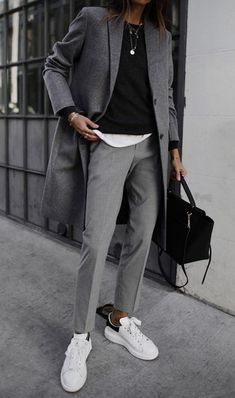 50 Attractive Tomboy Chic Outfits Ideas The latest trend making its rounds in Hollywood is women's playsuits. Jumpsuits and playsuits save the hassle of pairing top […] - 50 Attractive Tomboy Chic Outfits Ideas Trend Fashion, Tomboy Fashion, Look Fashion, Winter Fashion, Fashion Outfits, Fashion Ideas, Fashion Clothes, Queer Fashion, Weird Fashion