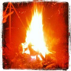 Fire ....!!!!   Sant Joan'12  http://instagr.am/p/MPZiQZx8IK/