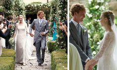 Beatrice Borromeo's 6 bridal gowns: Armani, Valentino & more - HELLO! US