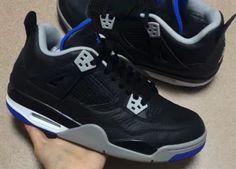 """Air Jordan 4 """"Soar Blue"""""""