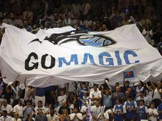 Experience the fun and crazy games that the Orlando Magic has to offer!