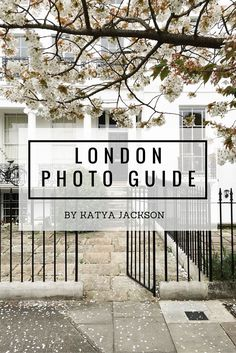 London Photo Guide. Instagram Guide To London. Want to see the best spots for taking photos in London but only have a short period of time to do so… London Photo Guide will not only show you all the locations where to take a beautiful photo but also give you ideas and inspiration on how to take that perfect photo. Click through to learn more
