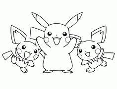 Bildresultat för pokemon para pintar e imprimir