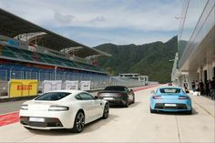 Images from a Track and Grand Touring customer weekend earlier this month at Inje Speedium in South Korea, showcasing a wide selection of models from the Aston Martin range including V12 Vantage S, Vanquish, Rapide S and DB9 GT. Discover Aston Martin in your region: astonmartin.com/dealers
