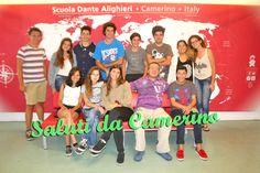 Saluti dalla Scuola Dante Alighieri di Camerino www.scuoladantealighieri.org Dante Alighieri, Angelo, Sports, Culture, Hs Sports, Sport