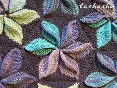Ravelry: 3D Hexagon Kaleidoscope pattern by Svetlana Gordon