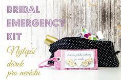 Dianka Kreativity  DIY - Bridal Emegency Kit aneb dárek pro nevěstu 7a2be0d2cb