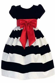 2acfb67d2 16 imágenes geniales de Vestidos de navidad para niñas