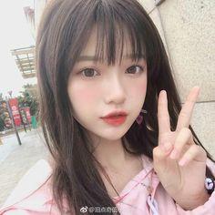 Pretty Asian, Beautiful Asian Girls, Korean Beauty, Asian Beauty, Korean Girl Photo, Korean Ulzzang, Korean People, Uzzlang Girl, Ulzzang Fashion