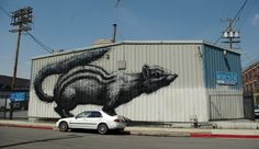 Street art - Pop art - Artiste franco Belge Benjamin Spark - Inspiration comics - Super Héros  http://www.flickr.com/photos/benjaminspark/