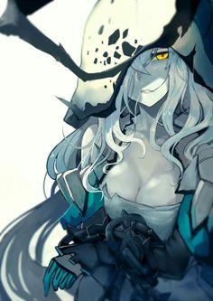 Anime Artwork Monster Girl Style Manga Characters Female Fantasy