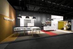 Carpet Concept Stand at Stockholm Furniture Fair 2015 by ACTINCOMMON, Stockholm – Sweden » Retail Design Blog