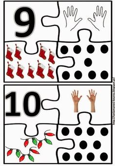 Kindergarten Math Activities, Kids Math Worksheets, Printable Activities For Kids, Math Games, Learning Activities, Preschool Activities, Numbers Kindergarten, Numbers Preschool, Numbers For Kids