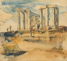 Μπαρκόφ Αλέξανδρος – Alexander Barkoff [1870-1942] | paletaart – Χρώμα & Φώς