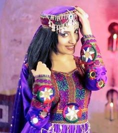 Farzana Naz. Afghan Clothing, Afghan Clothes, Afghan Dress & Afghan Dresses
