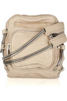 Alexander Wang Brenda leather shoulder bag