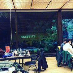 Office at Night :) #storiesforgood #hackforgood #CSD #fcg