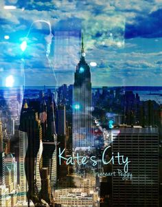 In high fashion and high heels, DETECTIVE KATE BECKETT strides over her city.